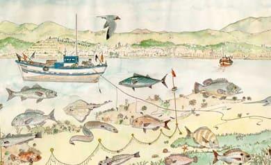 Arte de pesca palangre